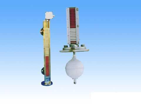磁翻柱液位仪