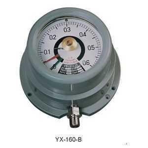 Y-160B電接點防爆壓力表