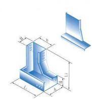 XQJ-C-2D垂直等徑左下彎通