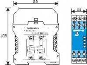 SWP8000-EX重复式齐纳安全栅
