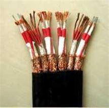 耐高低温硅橡胶扁电缆
