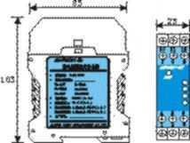 SWP8000-EX-隔離式熱電偶、熱電阻安全柵