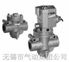 K22JK-10W-二位五通截止式气控换向阀