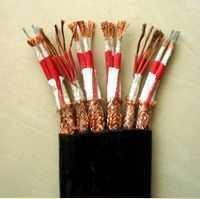YGV耐高低温硅橡胶扁电缆