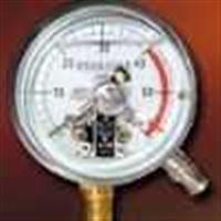 低压电接点压力表