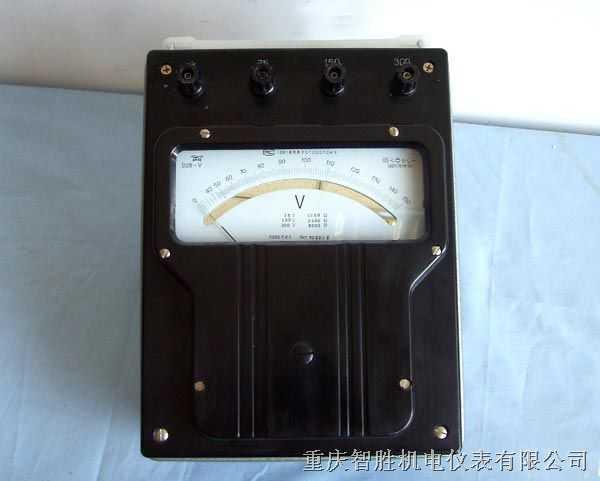 精密电压表