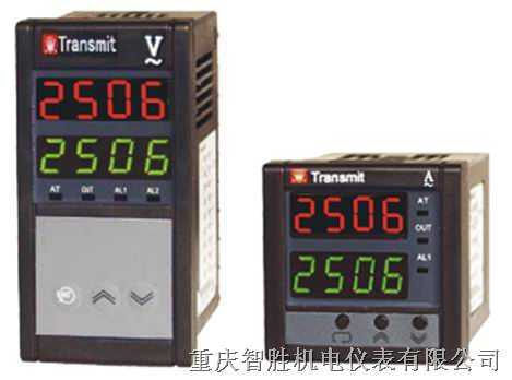 Transmit G-2506系列智能化數顯調節儀智能交流電流電壓表