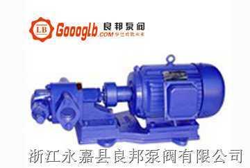 不锈钢防爆齿轮油泵