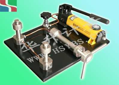 HS-YFT2002Y台式液压压力泵