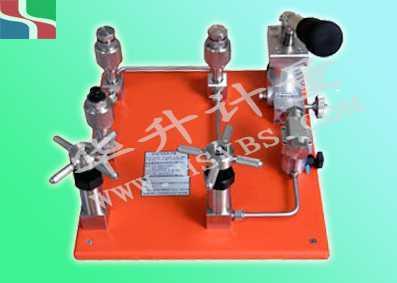 台式气体压力泵