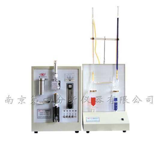 碳硫联测分析仪(非水滴定仪)定硫仪