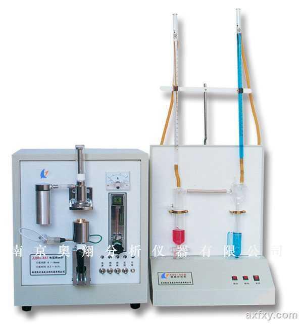 非水碳硫分析仪器