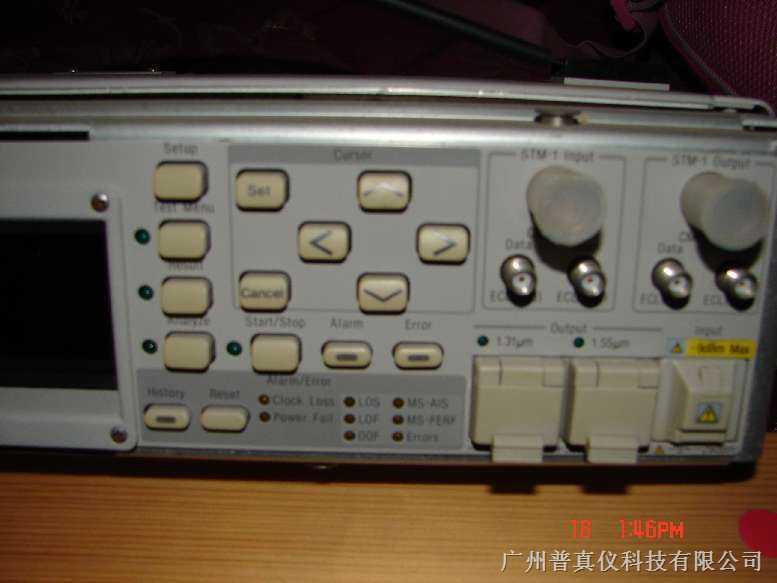 2.5G SDH测试仪