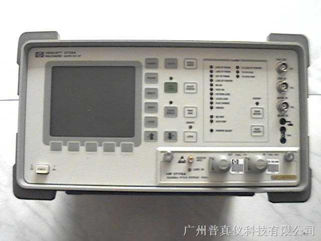 SDH/PDH测试设备