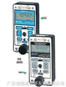 Altek 322-1-热电偶温度校验仪
