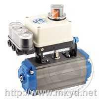 回转阀气动/电动气动定位器-OMC