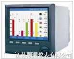 彩色无纸温度记录仪
