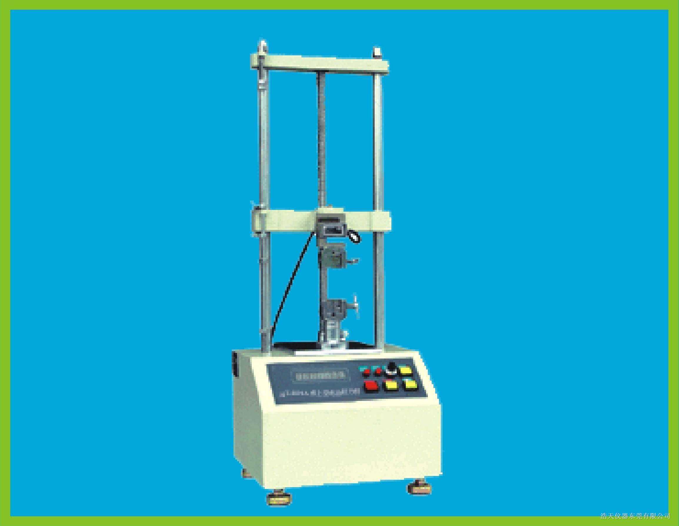 桌上型电动拉力试验机