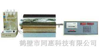 (KZDL-6)煤质仪器快速智能测硫仪