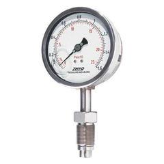 PT124Y-620标准型隔膜压力表