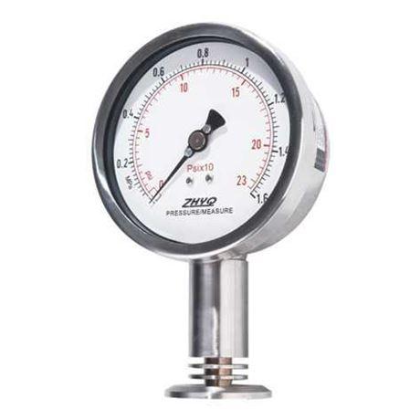 聚酯专用高温熔体压力表