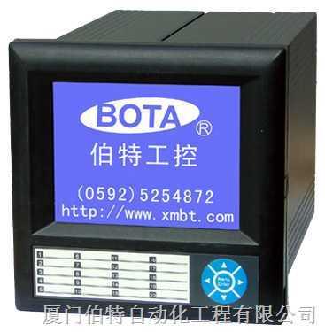中型无纸记录仪
