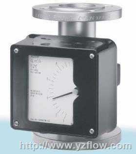 高温高压防爆型金属转子流量计