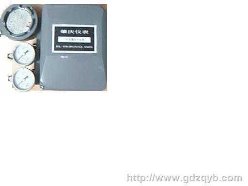电气阀门定位器