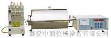 微機快速智能測硫儀 型號:M299324