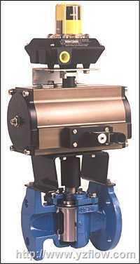 美国SMG气动化工专用旋塞阀
