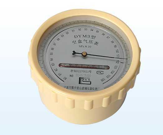 空盒气压表:DYM3
