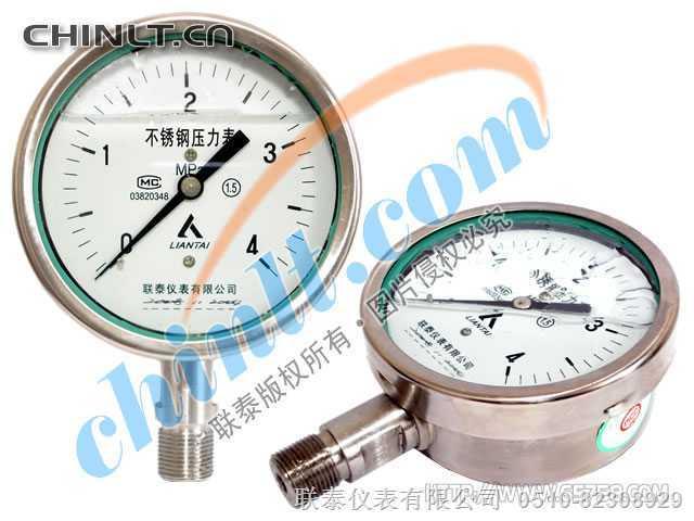 Y-60B-FZ-Y-60B-FZ 耐震不锈钢压力表