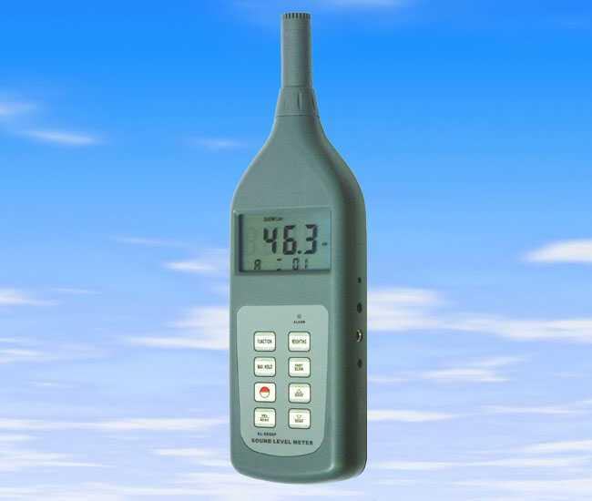 SL-5868P噪音計/多功能聲級計SL5868P