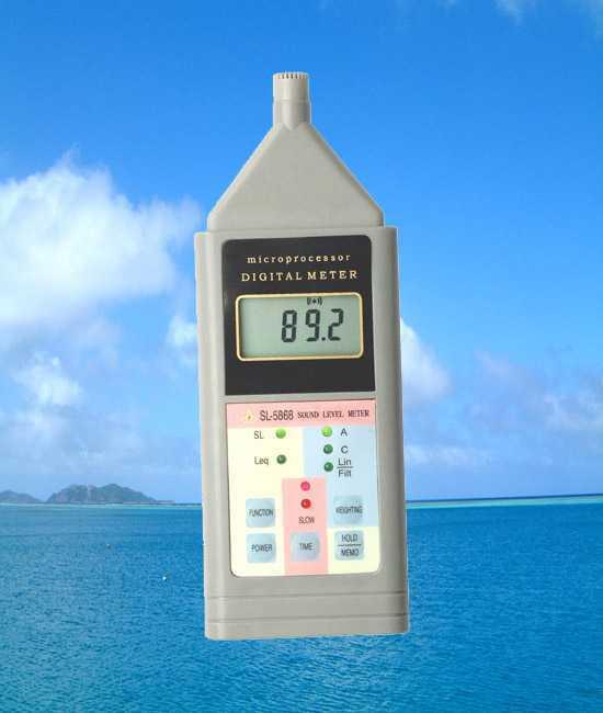 SL-5868/多功能聲級計/多功能噪音計SL5868