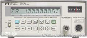射頻功率計 HP 437B (配探頭 8481A/D)