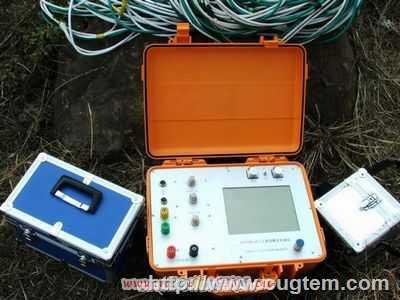 工程勘查型瞬变电磁仪