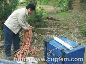 工程服务-地面核磁共振找水方法