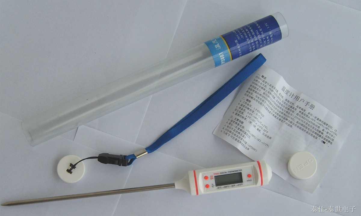TP3001 TP-3001 食品温度仪 温度表 油温仪 油温计
