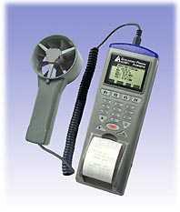 列表式风速/风量/湿度/露点仪,AZ9871,AZ-9871