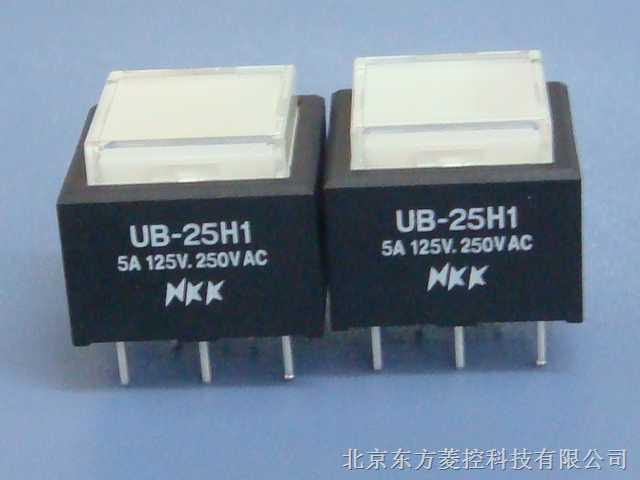 NKK按钮开关UB-15H1 NKK开关 NKK按键开关 nikkai开关代理