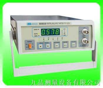 (TVT-322D)毫伏表,數字毫伏表,單/雙針交流毫伏表