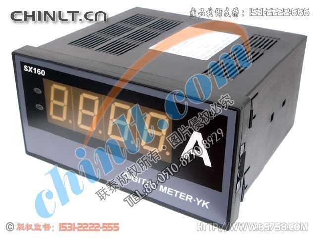 SX160-I 數顯電流表