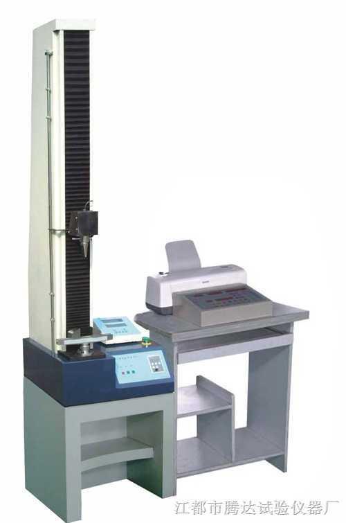0-5KN微控式拉力试验机(单柱式)