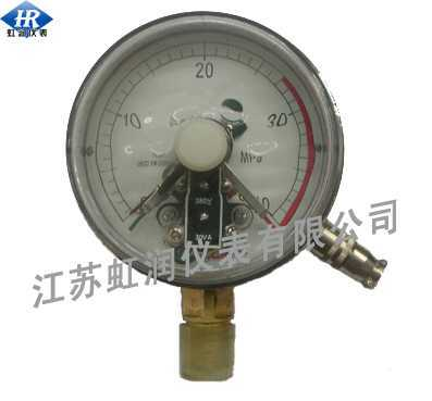 YXC--磁助电接点压力表