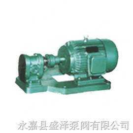 盛泽2CY系列齿轮润滑泵