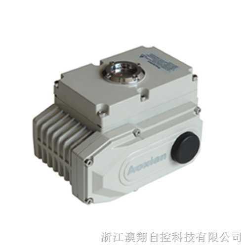 (aox-10)aox-10电动执行器-供求商机-浙江澳翔自控