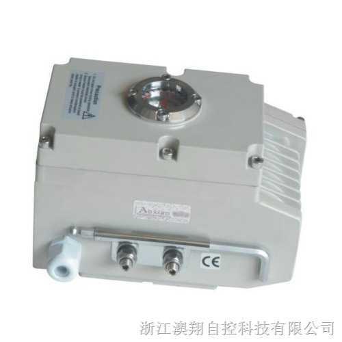 aox-60-aox-60电动执行器-浙江澳翔自控科技有限公司
