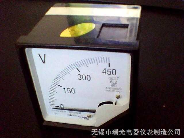 6L2电压表