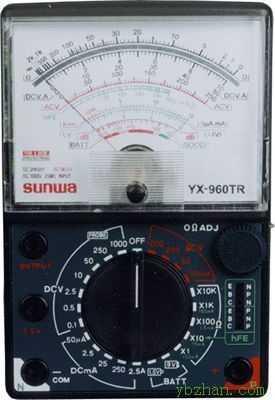 yx-960tr 万用表