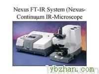 尼高力紅外顯微鏡(Nicolet IR-Microscope)